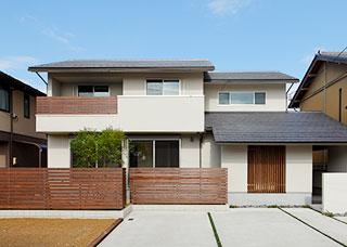 東加茂の家