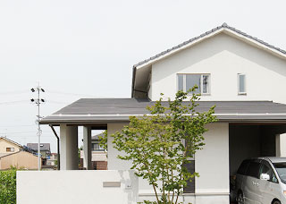 美江寺の家